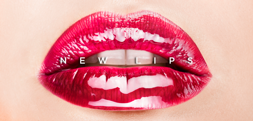 NEW LIPS · AUMENTO DE LABIOS